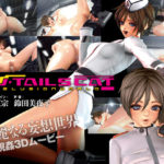 W・TAILS CAT-DELUSIONWORLD-